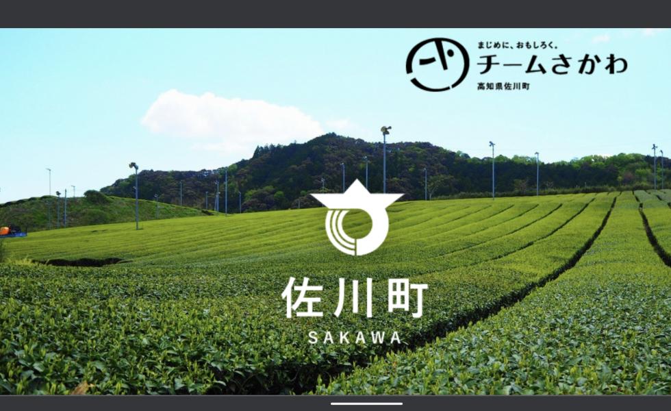 佐川町公式ホームページにて